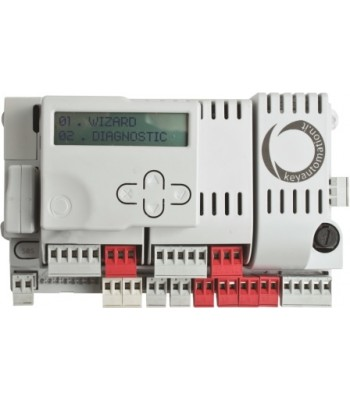 NGO601 - CONTROL UNIT 24vdc & TRANSFORMER 250vamp 14AB2 (1pc) for Automatic Gates