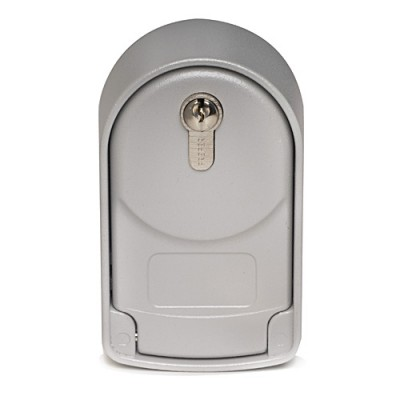 NGO652 - Key Switch Box with Euro-Cylinder for Automatic Gates (Brand: North Valley Metal)