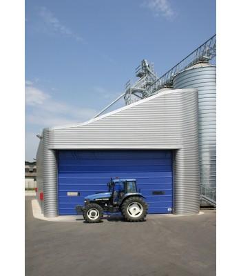 HSD022 - TRAFFIC CM - High Speed Fold Up Door