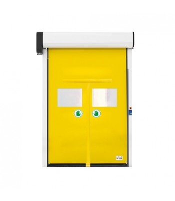 HSD001E - INCOLD ZIP - EXIT - RAPID ROLL DOOR
