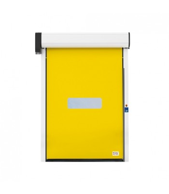HSD001 - INCOLD ZIP - PRIME - RAPID ROLL DOOR