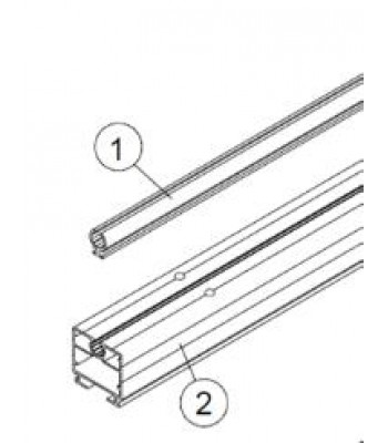 HSD111* - Safety Edge Reinforcing Bar