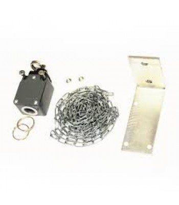 HSD112 - Push Button, Chain & Loop For Pull Cord, IP67