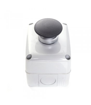 HSD113B - Push Button - Mushroom Head, IP55 Rated