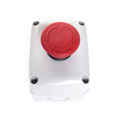 HSD113E - Push Button - Mushroom Head, IP65 Rated (Brand: Ditec)