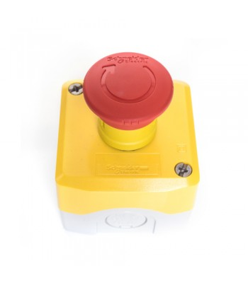 HSD113F - Push Button - Mushroom Head, IP65 Rated