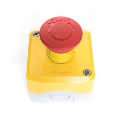 HSD113F - Push Button - Mushroom Head, IP65 Rated image