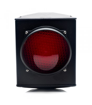 HSD117 - 230v Signal Light With Control Board, Red
