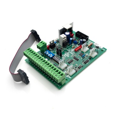 HSD132B -  Logic Board for HSD13* Panels to suit Ditec High Speed Doors (Brand: Ditec)
