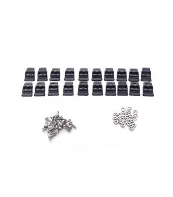 HSD380 - Sector Reset - Curtain Zipper Set for Rapid Roll Doors