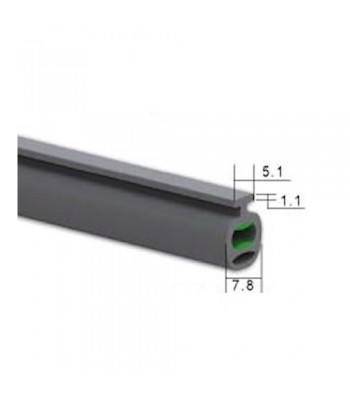 NE110 - Safety Edge Rubber for 55mm Lath