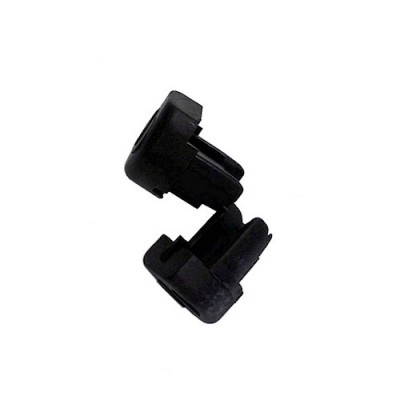 NE200* - Safety Edge Rubber Plug Ends (Brand: North Valley Metal)