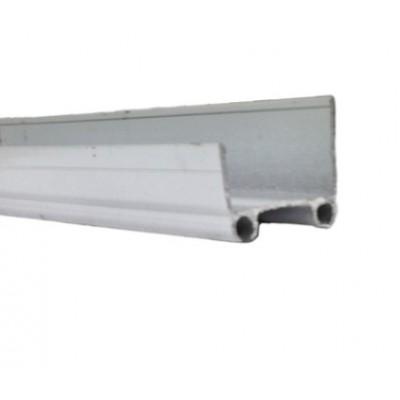 NE730 - Aluminium Track 40mm for NE130 Safety Edge (Brand: North Valley Metal)