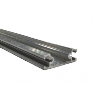NE720 - Aluminium Track 36mm for NE120 Safety Edge (Brand: North Valley Metal)