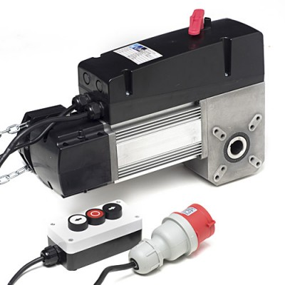 ND3150 - NVM Sectional Door Drive - 3 Phase, Mechanical Limits, Built-On Starter (Brand: NVM Motors)