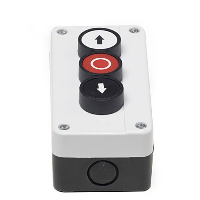 NF0032B - 3 Button Station (Brand: NVM Motors)
