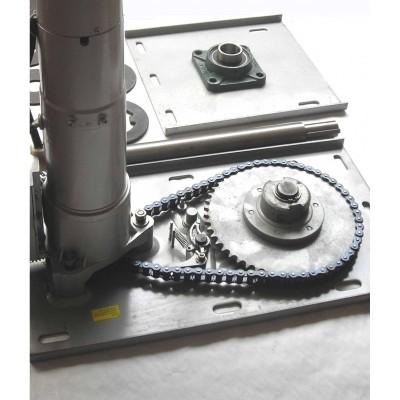 NFK1* - Single Phase In-Line Flange Motor Kits (Brand: NVM Motors)