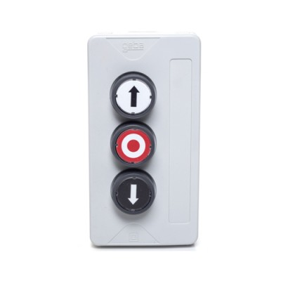 NF0032 - 3 Button Station KDT 3 (Brand: GEBA)