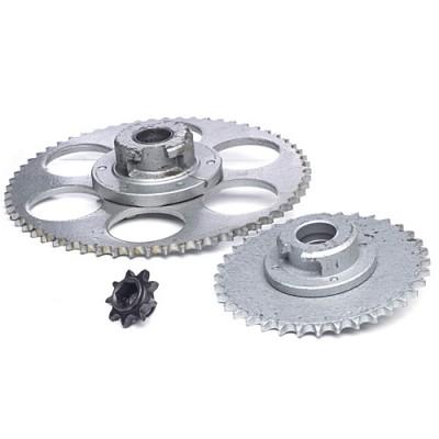 NF0033* - Platewheel, suit NF100* & NF300* Series Bracket Packs (Brand: NVM Motors)