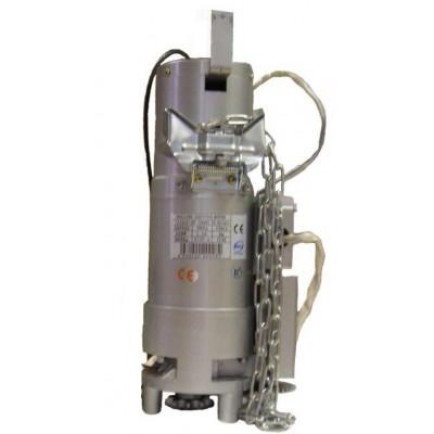 NF3006 - 3 Phase In-Line Fire Shutter Flange Motor (Brand: NVM Motors)