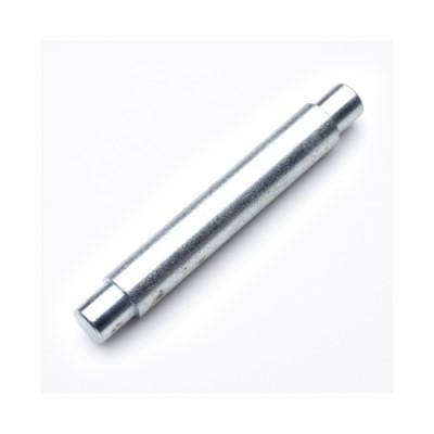 NV352 - Steel Shaft 20mm Ø - 18mm Ø - For Safety Brake - Zinc Plated (Brand: North Valley Metal)