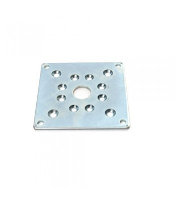 ELF053N - Fixing Plate - Steel - Universal Plate for NT45 & NT59 Tube Motors