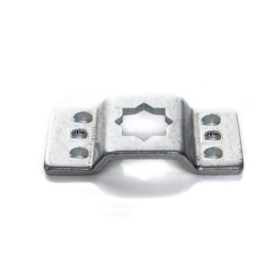 NT0045 - Star Fixing Bracket for NT45 Tube Motors (Brand: NVM Motors)