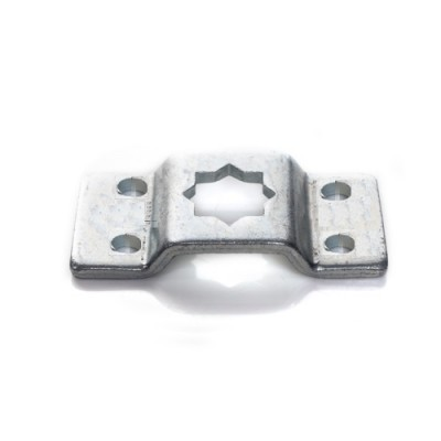 NT0059 - Star Fixing Bracket for NT59 Tube Motors (Brand: NVM Motors)