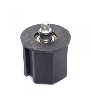 NT500* - Octagonal Idler with Fixed Shaft