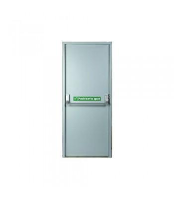 DFS3 - Series 3 Fire Exit Steel Door