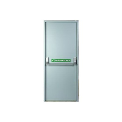 DFS3 - Series 3 Fire Exit Stocked Steel Door image