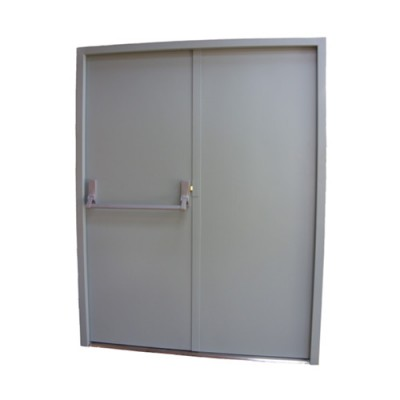 DFS4/5 - Stocked Double Fire Exit Door