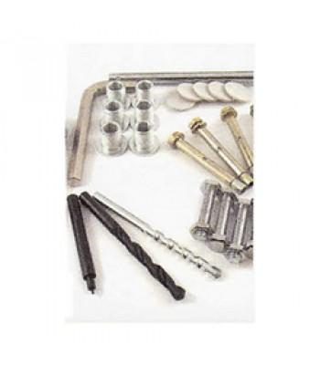 DHA001 - Steel Door Accessory Pack