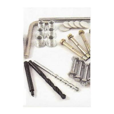 DHA001 - Steel Door Accessory Pack (Brand: NVM Steel Door Sets )