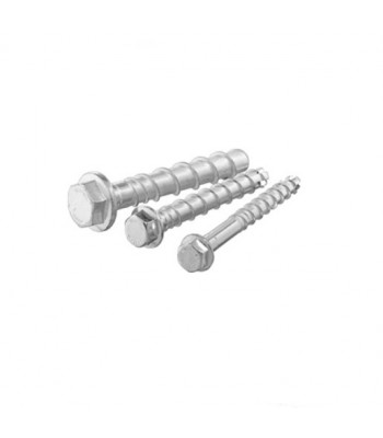 DHF001 - HILTI Screw Anchor - 368732 - 8mm x 110mm