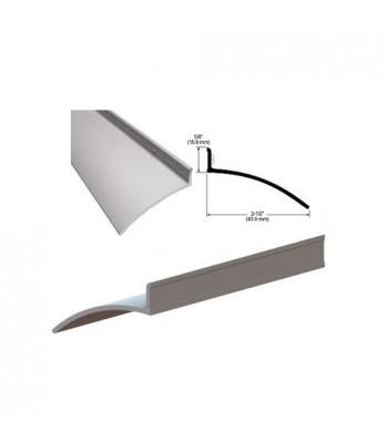 DHL024B - Raindrip - Aluminium - 1219mm Long
