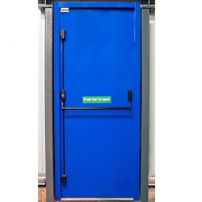 DFS101 - Bespoke Steel Fire Rated Door Sets - Made to Measure - Rated up to 4 Hours