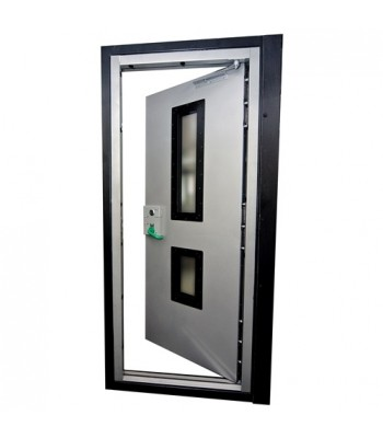 DPS102 - Bespoke Steel Personnel Door Sets - High Security LPS 1175 Certified - Made to Measure