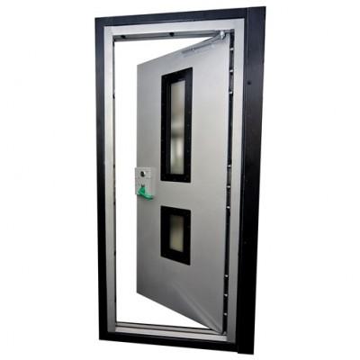 DPS102 - Bespoke Steel Personnel Door Sets - High Security LPS 1175 Certified - Made to Measure