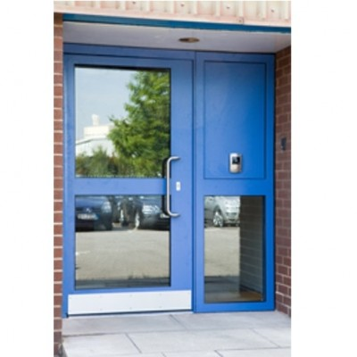 DPS103 - Bespoke Steel Communal Door Sets - PAS 23/24 Certified - Made to Measure