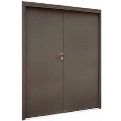 DPS105 - Bespoke Acoustic Steel Door Sets - Made to Measure