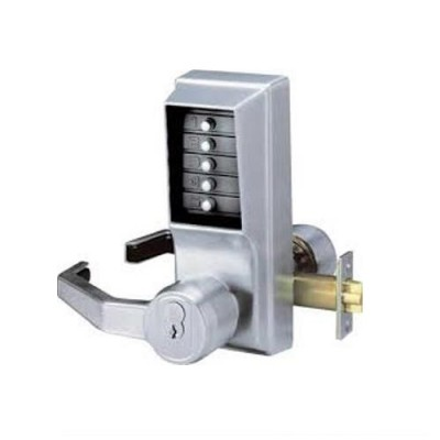 DHL001 - 5 Button Digital Lock (7006/SC Satin Chrome)