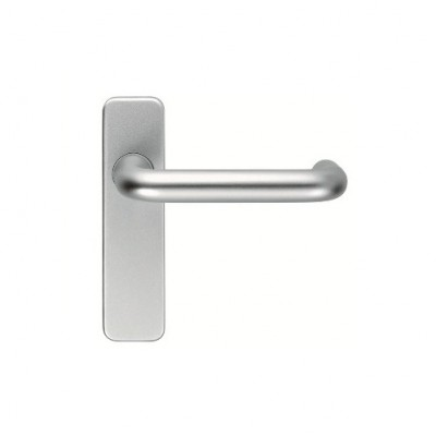 DHL026 - Lever Lock Handles (Brand: NVM Steel Door Sets)