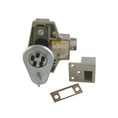 DHL034 - 4 Level Locks (Brand: NVM Steel Door Sets)