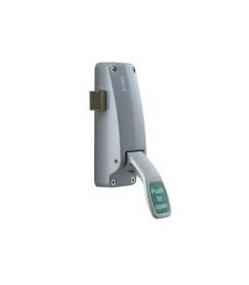 DHL005 - Briton 1438.E Push Pad - Single Point Latch