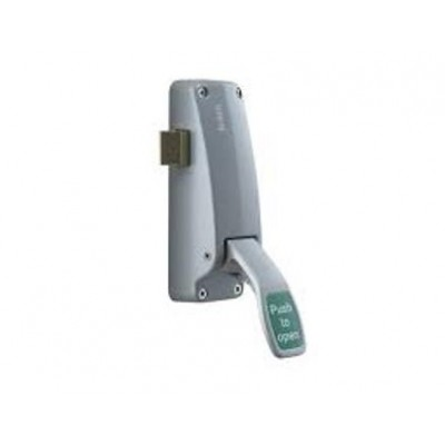 DHL005 - Briton 1438.E Push Pad - Single Point Latch (Brand:Briton )