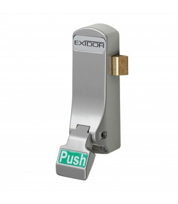 DHL005B - Exidor 297 - Push Pad - Single Point Latch