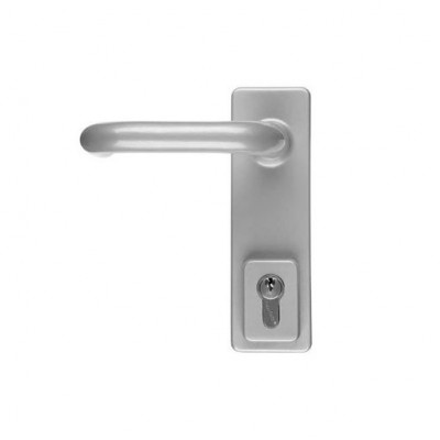 DHL010 - Briton 1413 Outside Access Divice with Euro Profile & D Handles (Brand: Briton)