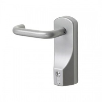DHL030 - Outside Access Device Complete With Handle (Brand: NVM Steel Door Sets)