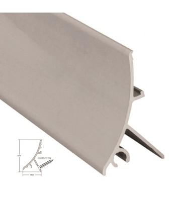 DHL024C - Raindrip - Aluminium - 1100mm Long